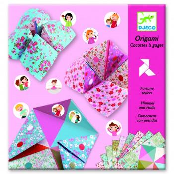 Papel de Origami Saleros Rosa