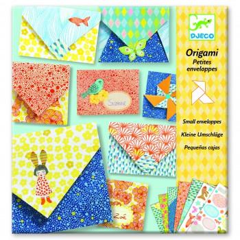 Papel de Origami - Pequeños...
