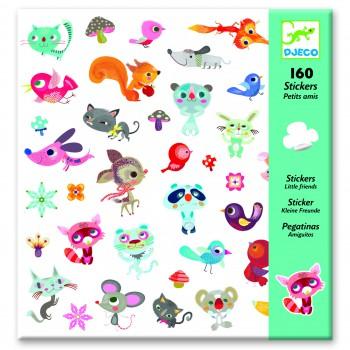 Stickers Pequeños Amigos