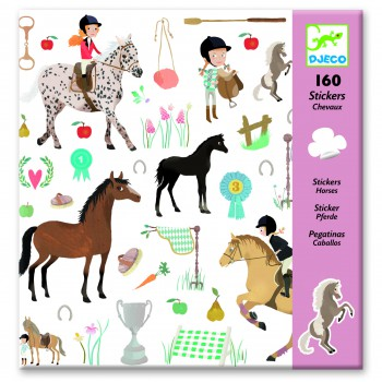 Stickers - Caballos