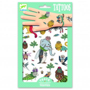 Tatuajes Bestiario