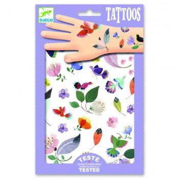 Tatuajes Vuelo