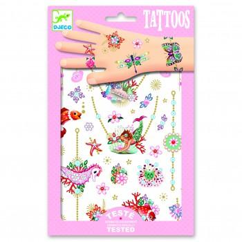 Tatuajes Joyas de Fiona