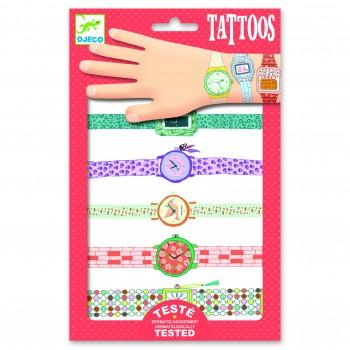 Tatuajes Relojes de Wendy