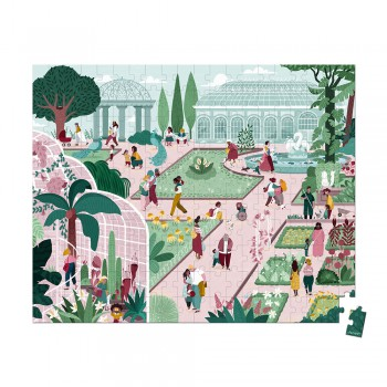 Jardín Botánico...