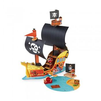 Barco Pirata Modelo Story