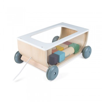 Sweet Cocoon Carro con bloques