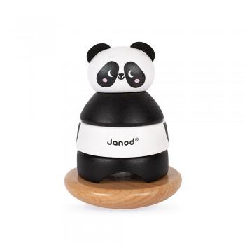 Panda Encaje y Balance