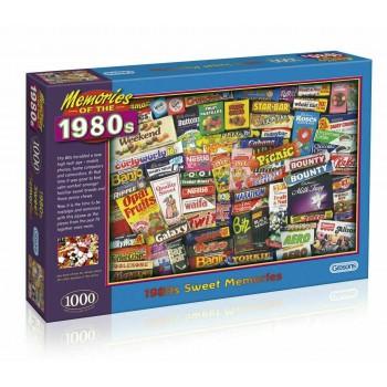 1980S Dulces Memorias 1000p.