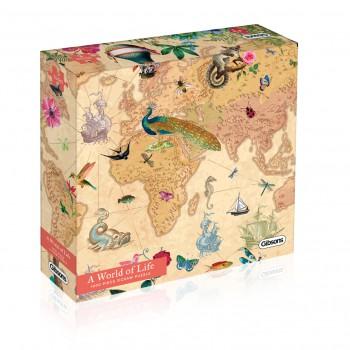 Mundo de Vida 1000p. Giftbox