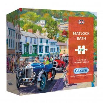 Paseo por Matlock Bath...
