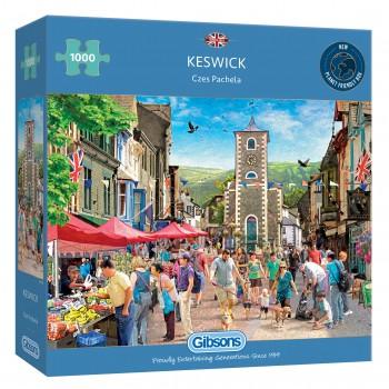Keswick día de mercado 1000p.