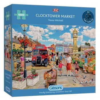 Mercado Clocktower 1000p.