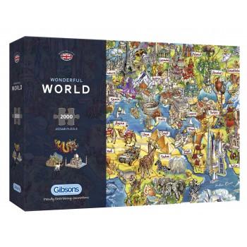 Mundo Maravilloso 2000p.