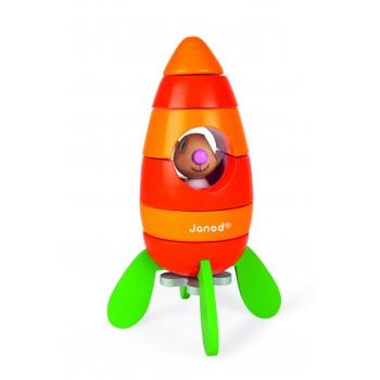 Cohete de Zanahoria