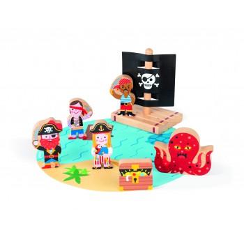 Mini Story Pirata