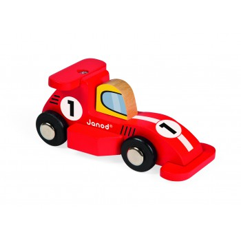Story Racing Formula 1 Rojo...