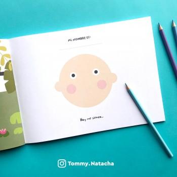 Libro de Actividades Tommy...