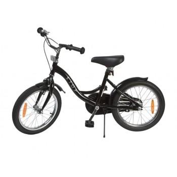 Bicicleta Clásica 16 Negra