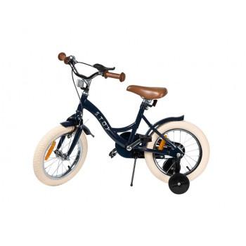 Bicicleta Vintage 14 Azul Navy
